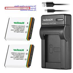 Kastar KLIC-7001 Charger Battery for Kodak EasyShare M863 M8