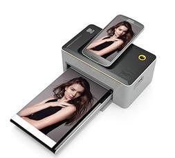 "Kodak Dock & Wi-Fi 4x6"" Photo Printer with Advanced Patent"
