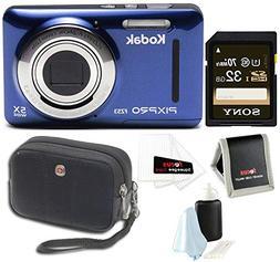 KODAK PIXPRO Friendly Zoom FZ53 Digital Camera  with 32GB Ca