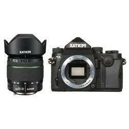 Pentax KP DSLR Camera Body Only 18-55mm f/3.5-5.6 Zoom Lens