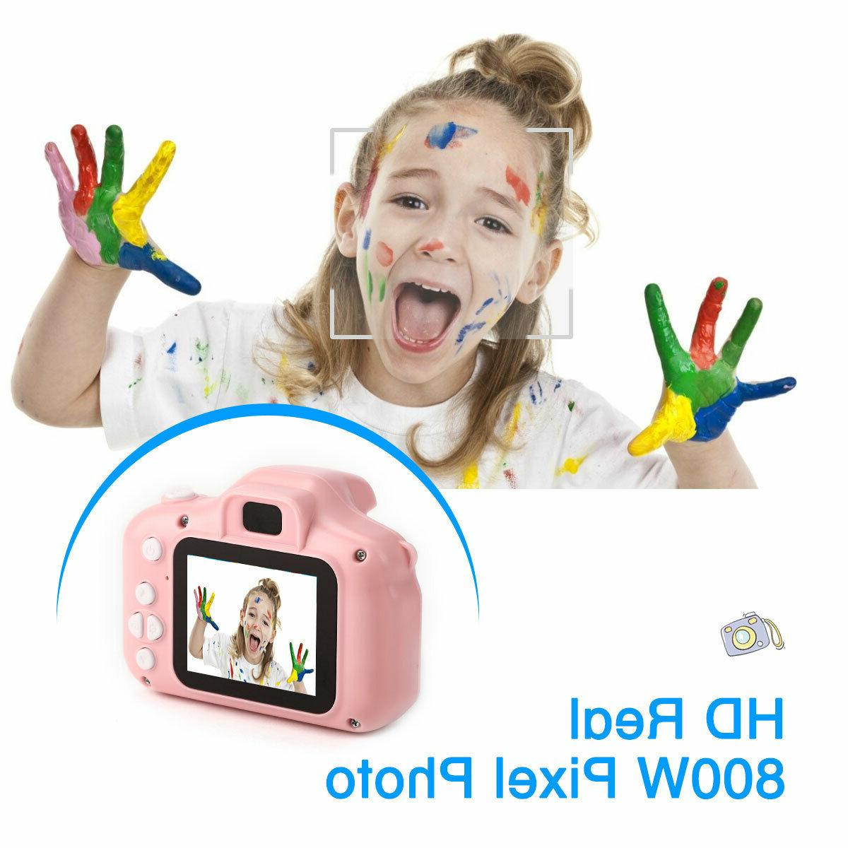 1080P Cute Camcorder Recorder Gift