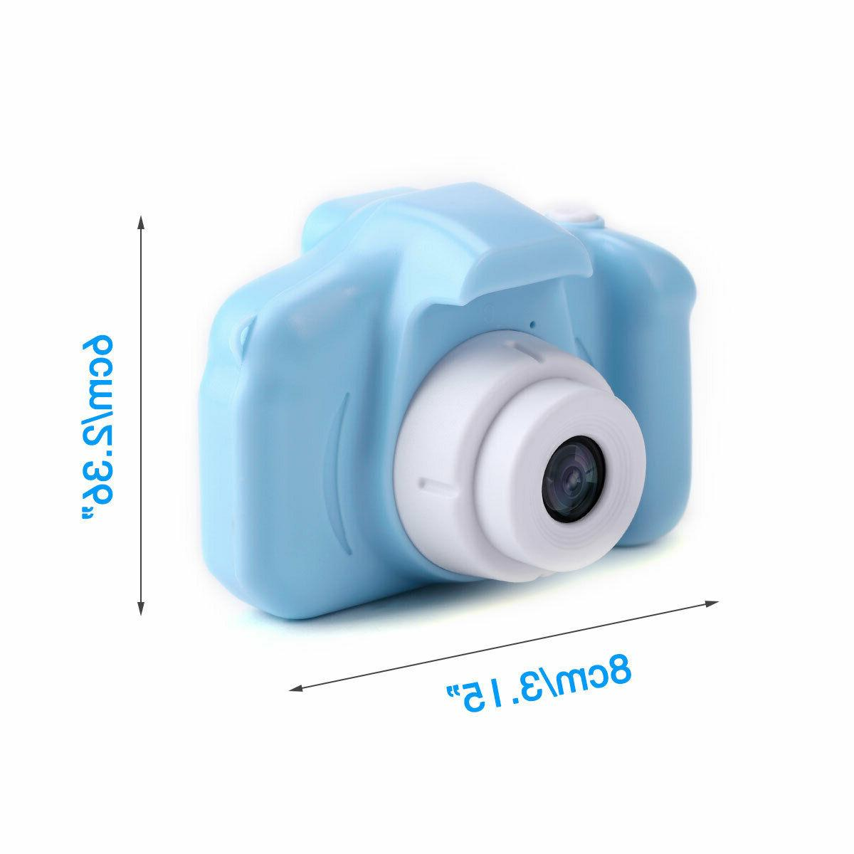 1080P Mini Digital Camera Cute Camcorder Video Recorder for Baby Gift