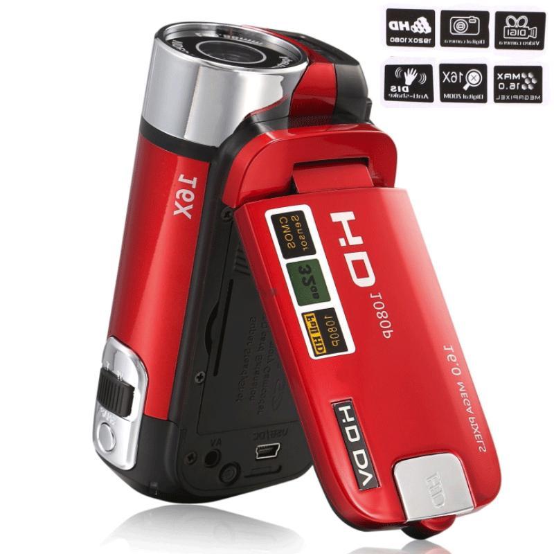 16MP FHD 1080P Camcorder Digital DV 2.7''