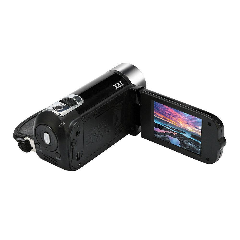 16MP Camcorder Digital 2.7'' US