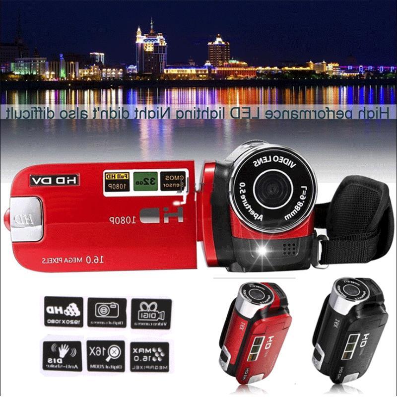 16mp fhd 1080p video camcorder digital camera