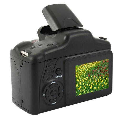 1PC Digital Inch TFT LCD 16X 1080P Anti-shake