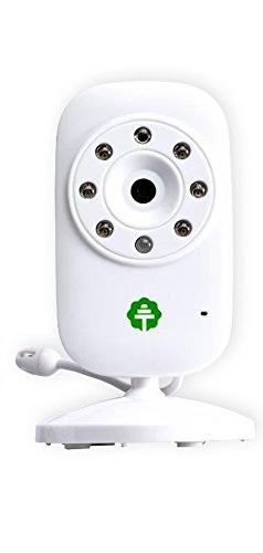 2018 Model Total Connection Company Video Baby Monitor, Wire