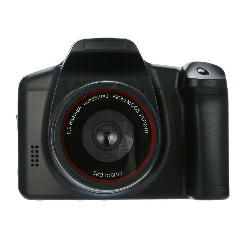 16MP 1080P Zoom 2.4 Anti-shake Digital with Built