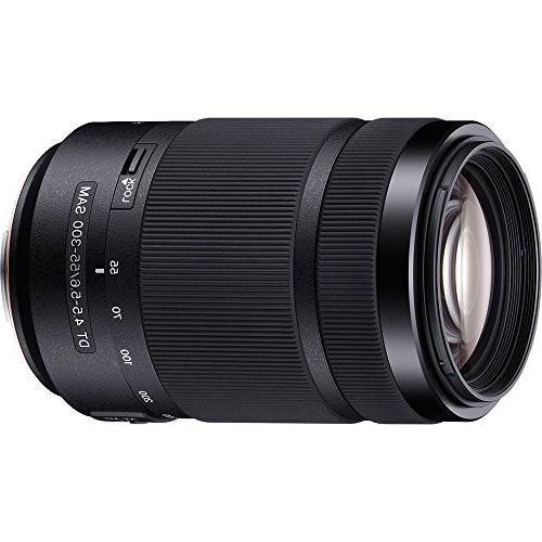 Beach Camera Sony 55-300mm DT f/4.5-5.6 SAM Telephoto Zoom A
