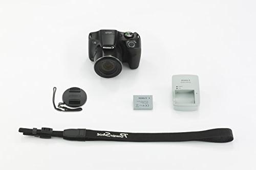 Canon SX530 Camera Zoom & NFC Enabled