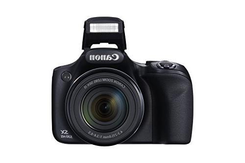 Canon Camera Optical Zoom Wi-Fi