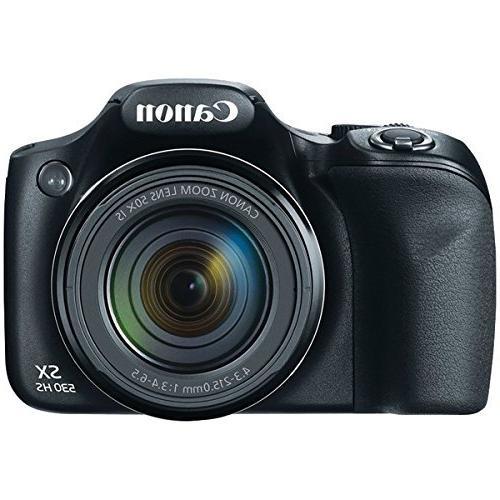 Canon PowerShot Camera Zoom