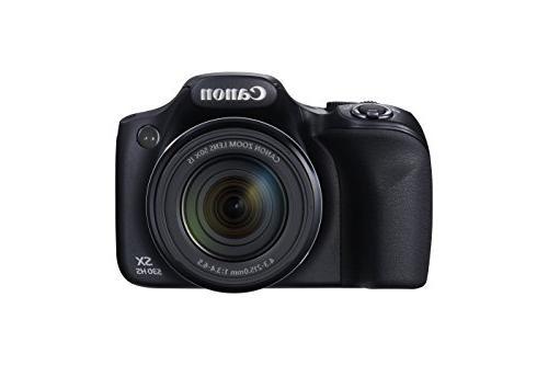 Canon Camera 50x Optical Zoom & NFC