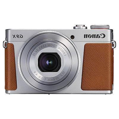 Canon - G9 X Ii Digital Silver