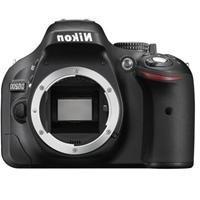 Nikon D5200 24.1 MP CMOS Digital SLR Camera Body Only