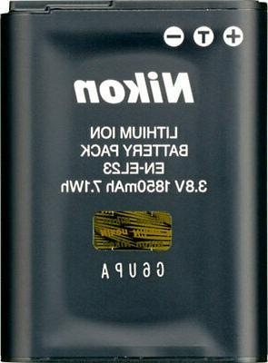 Nikon EN-EL23 Rechargeable Li-ion Battery