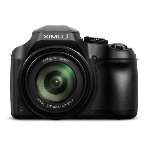 Panasonic - Lumix Fz80 18.1 Megapixels Digital Camera