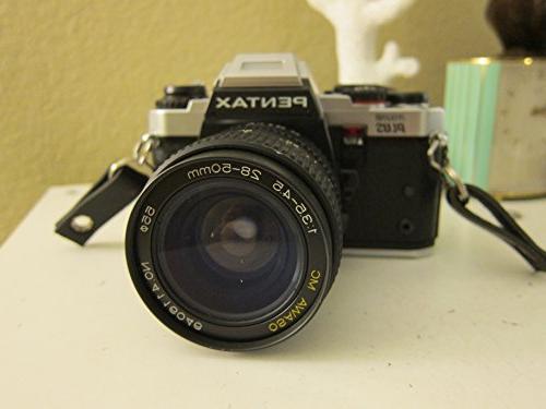 Pentax Super Program 35mm SLR Film Camera with SMC Pentax-A