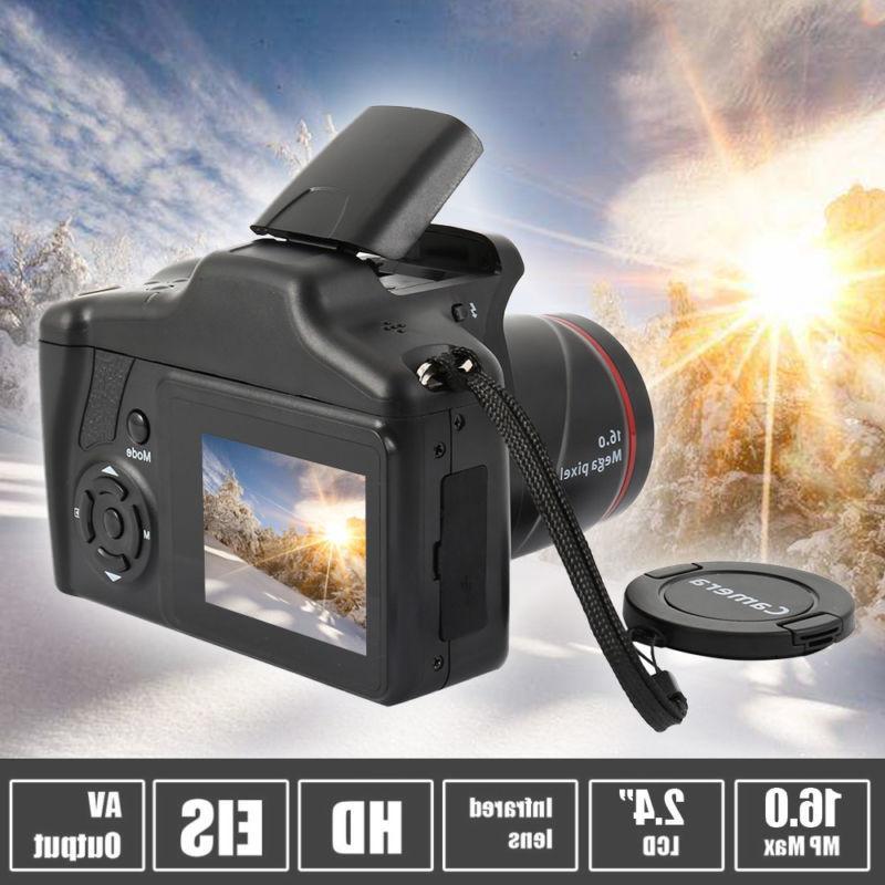 Professional 16X HD 1080P Camera