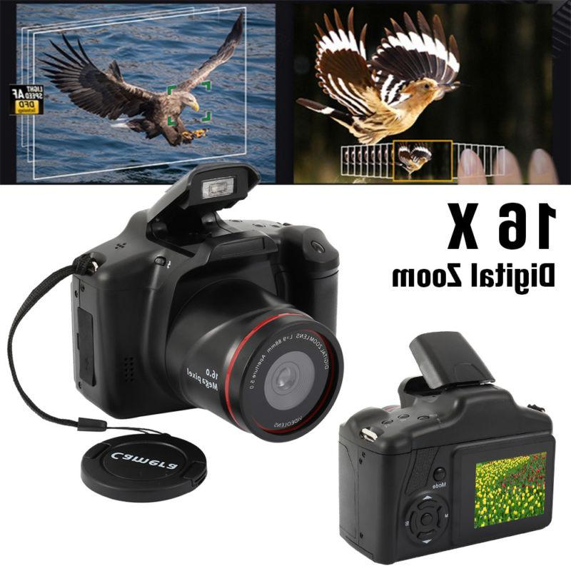Professional 16MP 16X Zoom Full