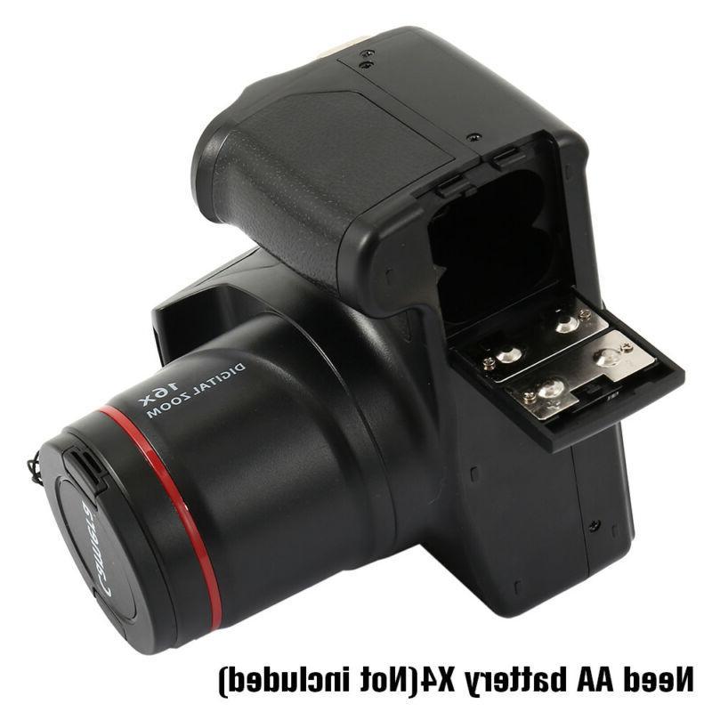 Professional Digital 16MP 1080P