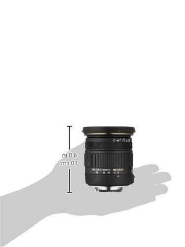 Sigma DC FLD Large Standard Lens Nikon DSLR Camera