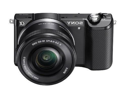 Sony Mirrorless Digital Camera OSS