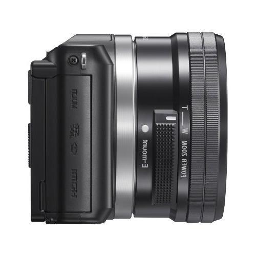 Sony Alpha a5000 Mirrorless Digital OSS Lens