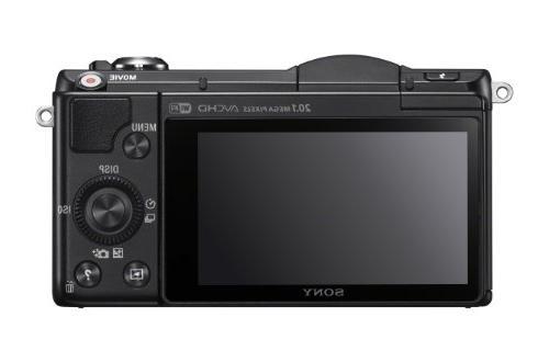 Sony Alpha Digital Camera OSS Lens