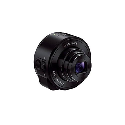 Sony DSC-QX10/B Smartphone Attachable 4.45-44.5mm Lens-Style