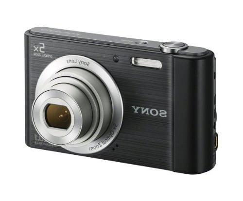 Sony DSCW800/B 20.1 Digital