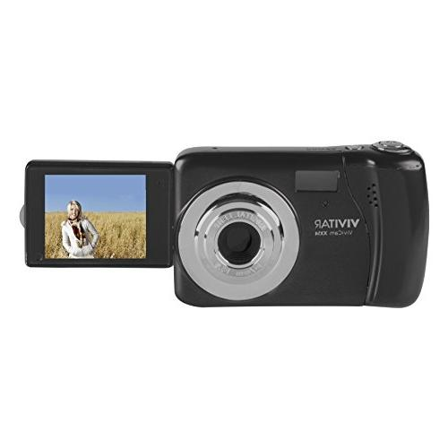 "Vivitar 20.1 MP Digital Camera with 1.8"" LCD, Colors and Sty"