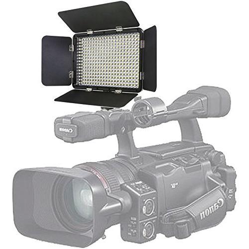 Professional LED Variable-Color + Bundle Digital Camera