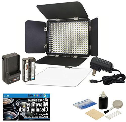 advanced 3200 variable light kit