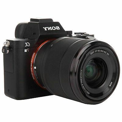 alpha a7 iii mirrorless digital camera
