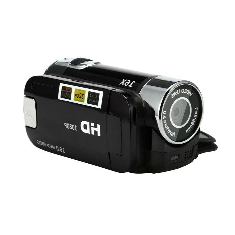 Automatic HD 1080P Digital 16X Digital