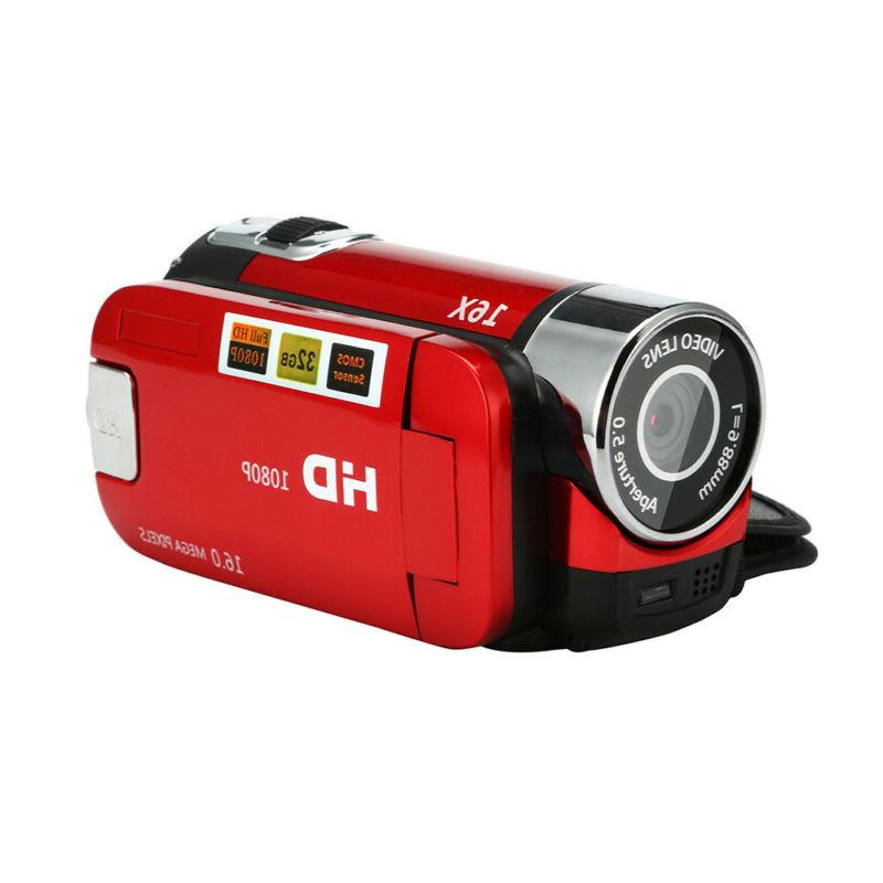 Automatic 1080P Handheld 16X US