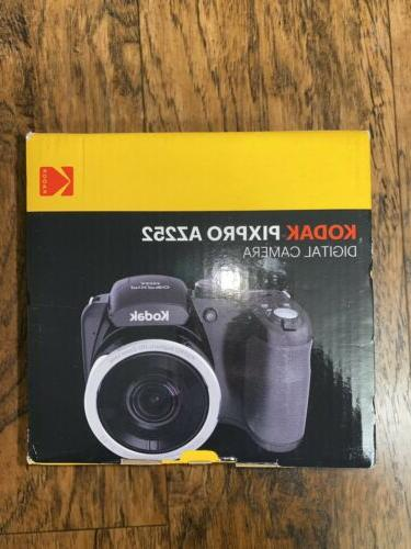 Kodak AZ252 Astro Zoom Bridge Camera - Black