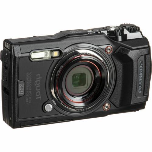 brand new tough tg 6 waterproof camera