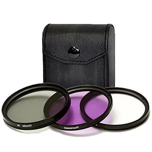 Canon SX530 Digital SDHC Memory Card Premium + Camera Case + 67mm Kit + Flexible Tripod Vivitar Hard Photo4Less Cloth + Kit