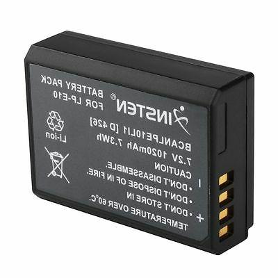 eForCity Li-Ion Battery Eos Rebel T3