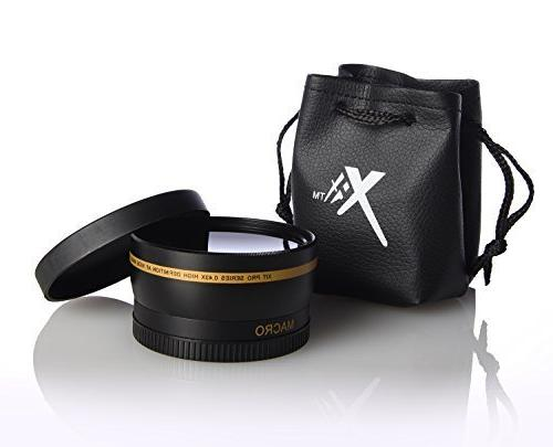 Canon SLR EF-S II Lens, 32GB Card, Camera Premium Bundle