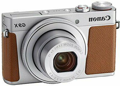 Canon Compact Digital Camera with DIGIC7 1.0 type sensor PSG