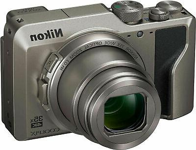 Nikon Coolpix 20.1 MP Point & Digital