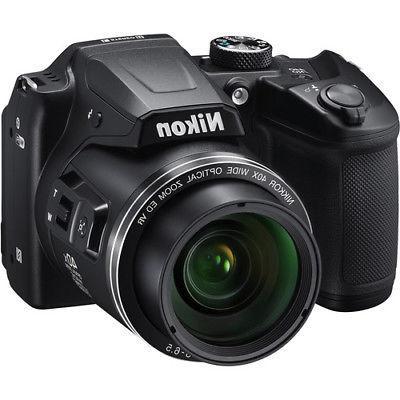 Nikon 16MP Digital + Deluxe