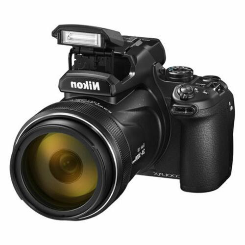 Nikon COOLPIX Digital Camera + Complete Accessory Bundle