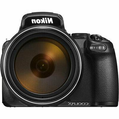 Nikon Digital Camera + Complete Bundle