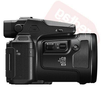 Nikon Coolpix 16MP 4K 83x