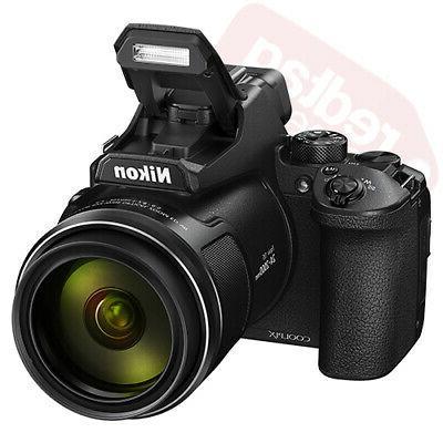 Nikon 16MP 4K Digital 83x Optical