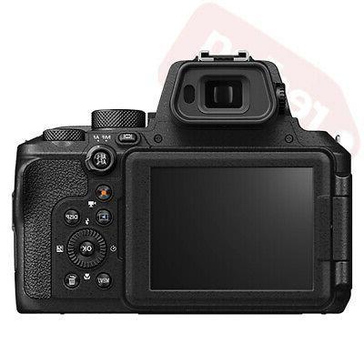 Nikon Coolpix P950 4K with 83x Optical